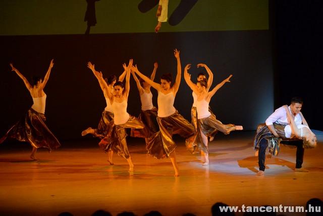 Ingyenes bemutató nyílt táncóra