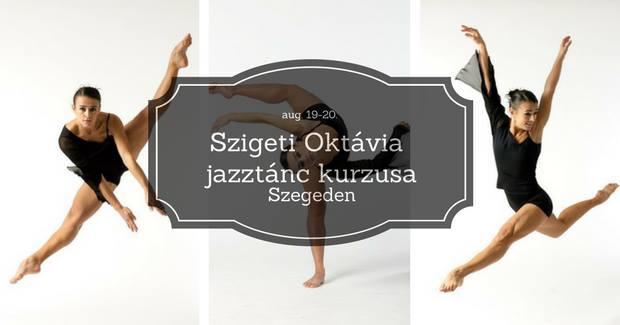 Képek az augusztusi jazztánc kurzusról